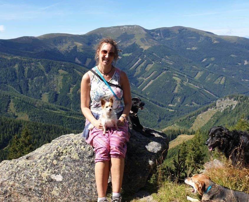 Nicole Nemeth Dozentin Hundetrainer Ausbildung Willenskraft